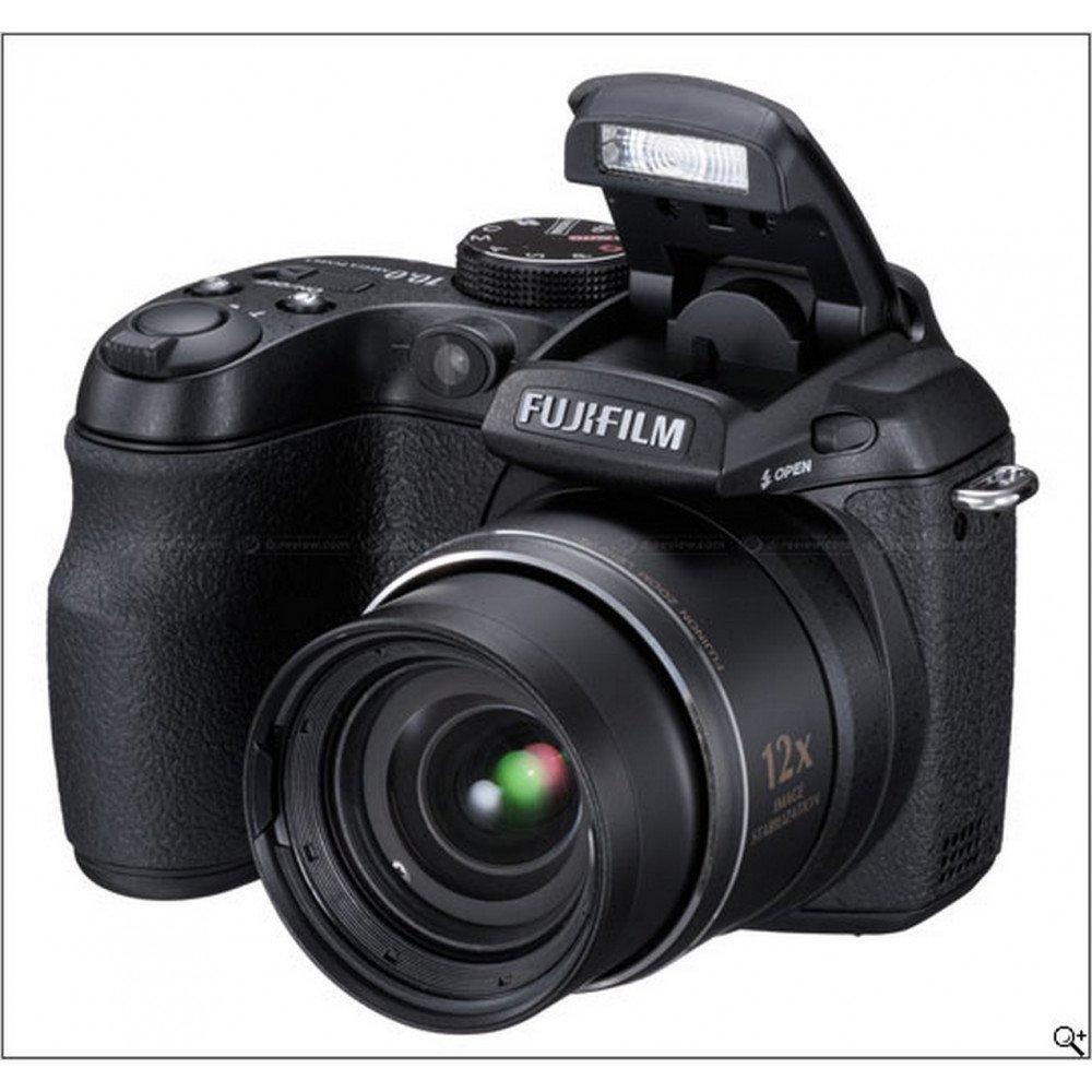 Fujifilm FinePix S1500, 10MP, 12x optical zoom, 2.7