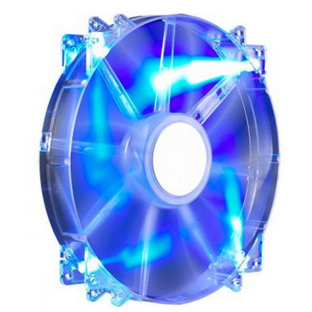 COOLER MASTER Fan 200mm MegaFlow Blue LED, 700 rpm, 19dB
