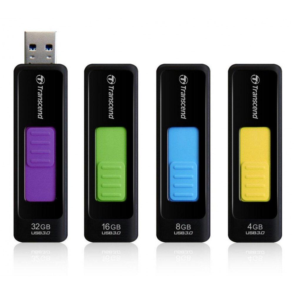 TRANSCEND 16GB JetFlash 760, USB 3.0