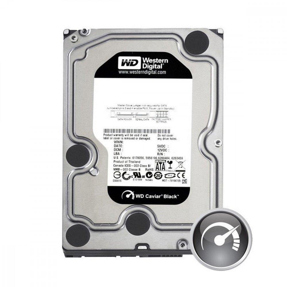WD 500GB 7200 64MB SATA III Black /WD5003AZEX/