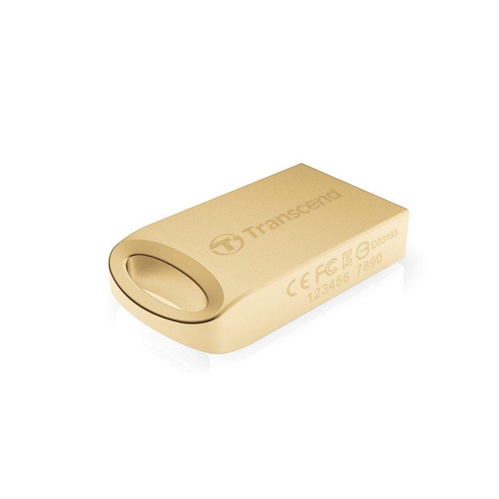 TRANSCEND 8GB JetFlash 510 Gold Plating