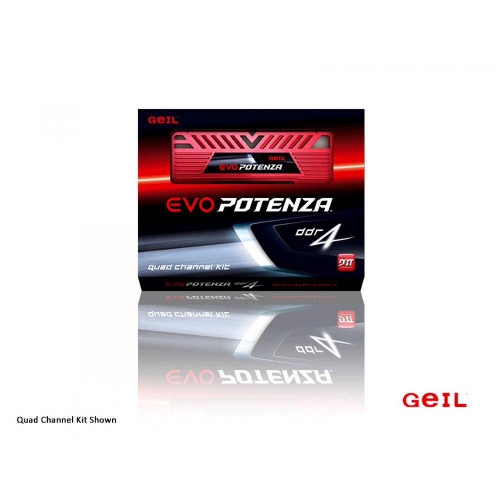 GEIL 4X4GB DDR4 3000 EVO POTENZA CL15