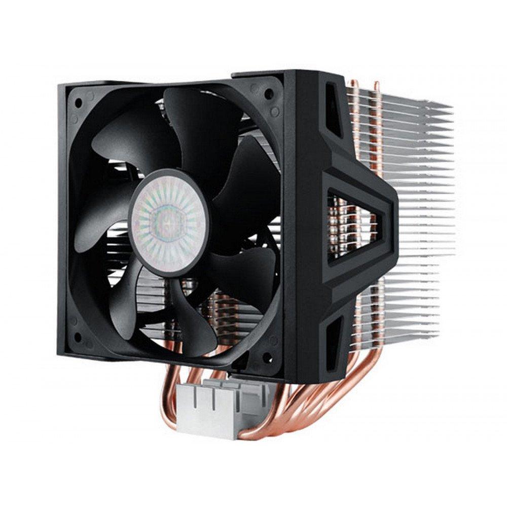 COOLER MASTER Hyper 612 Ver.2, s.All CPU, 800-1300 rpm, 11-20 dB