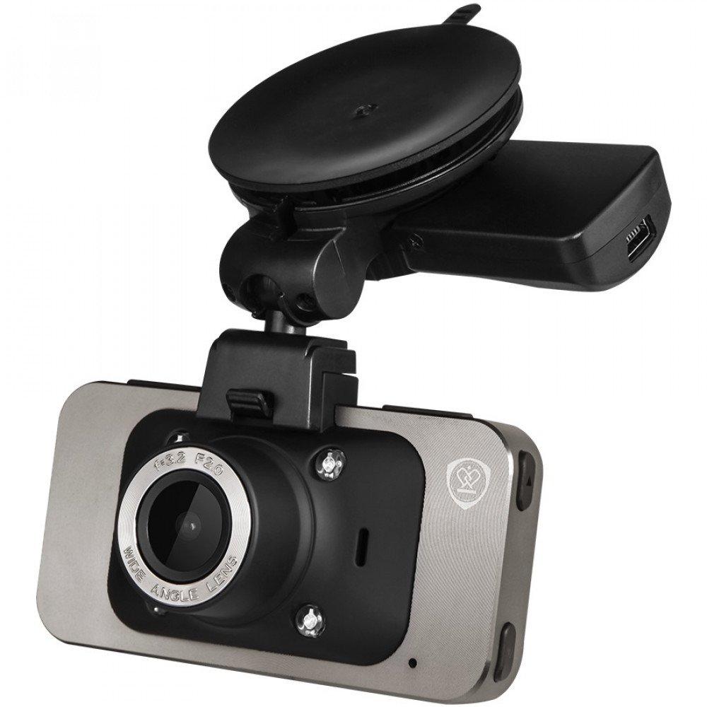 PRESTIGIO RoadRunner 545 GPS, Car Video Recorder, Night Vision, GPS, 1920x1080, 2.7