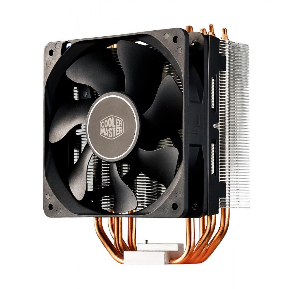COOLER MASTER Hyper 212X (EU ver.), s.All CPU, 600-1700 rpm, 9-27.2 dB