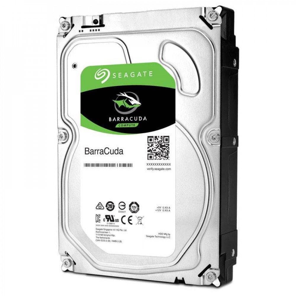 SEAGATE 1000GB 7200 64MB SATA III Barracuda, ST1000DM010, 3Y