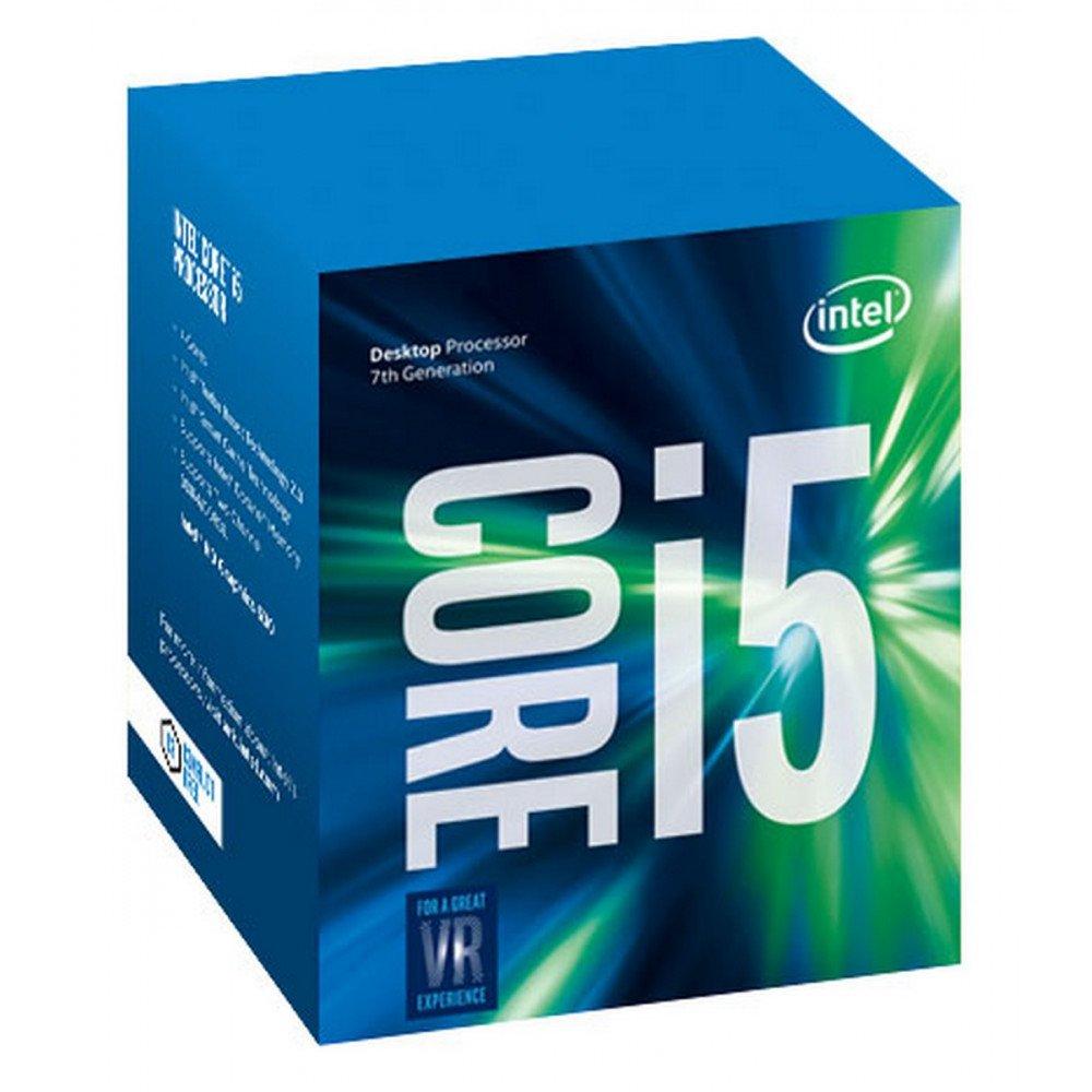 INTEL CORE i5-7400, 3.50GHz, 6MB, BOX, LGA1151, Kaby Lake