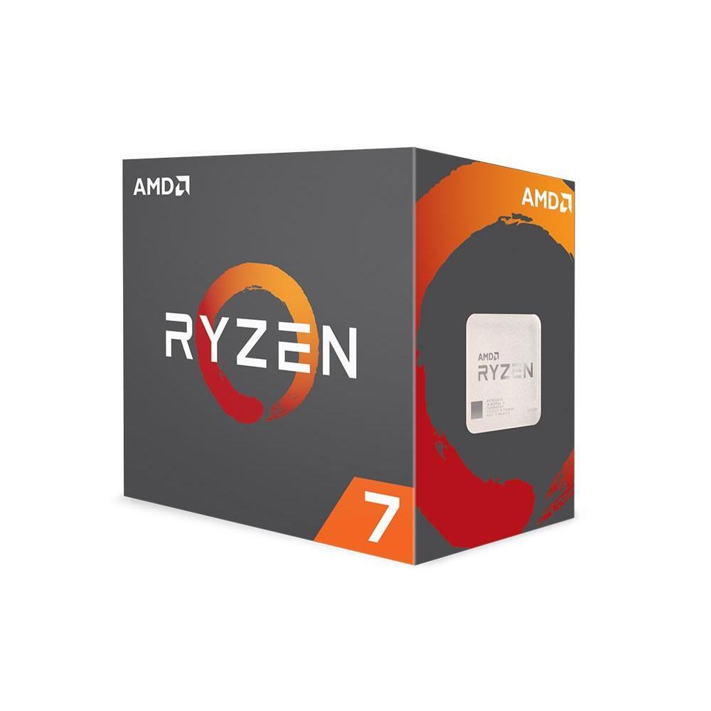 AMD RYZEN 7 1700X, 8C/16T, up to 3.8GHz, AM4 /no Fan/