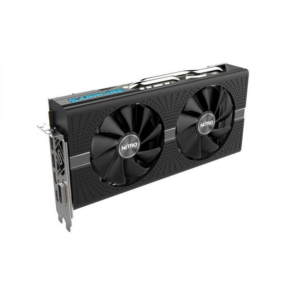 SAPPHIRE 8192M NITRO+ RX 580 8GD5 PCI-E 3.0 /11265-01-20G/