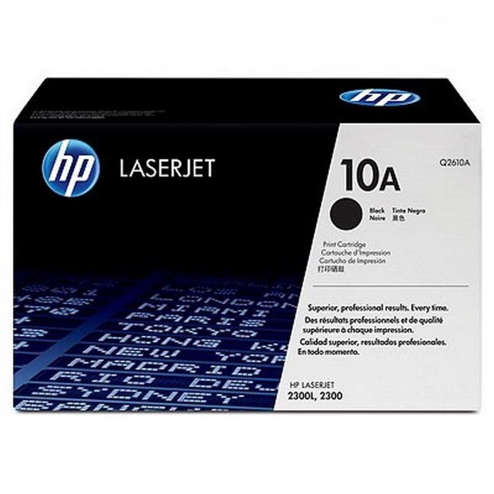 HP HP 10A Black LaserJet Toner Cartridge