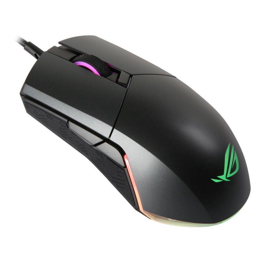 ASUS ROG Pugio RGB, USB