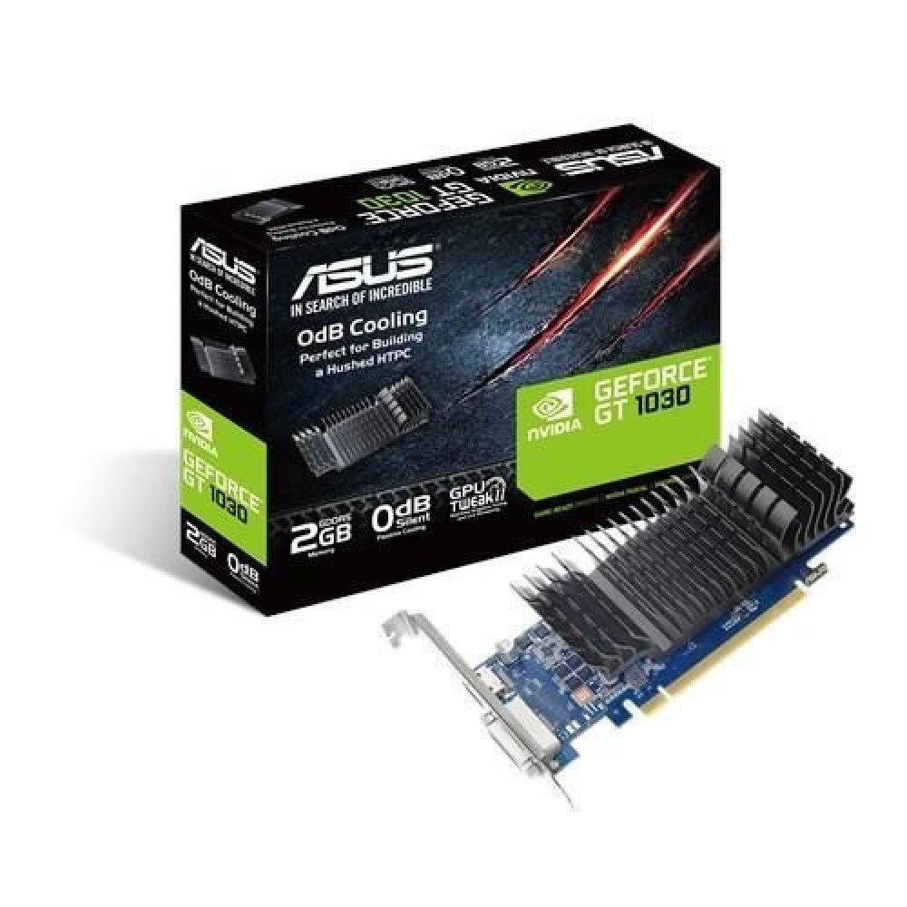 ASUS 2048M GTX1030, GT1030-SL-2G-BRK PCI-E 3.0
