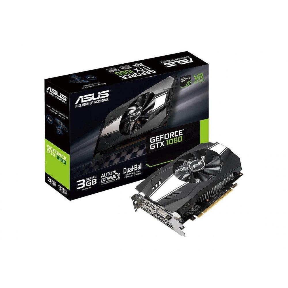 ASUS 3072M GTX 1060, PH-GTX1060-3G PCI-E 3.0