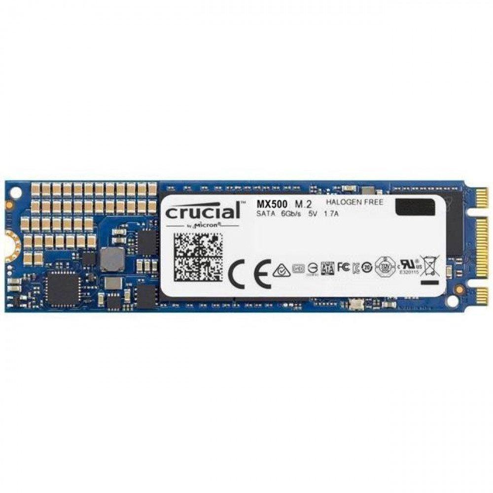 CRUCIAL 500GB SSD, MX500, 3D NAND SATA III /CT500MX500SSD4/ M.2 2280