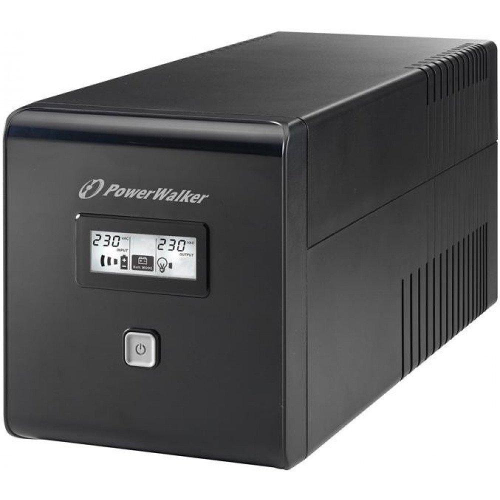 POWERWALKER UPS 1000VA, Line Interactive