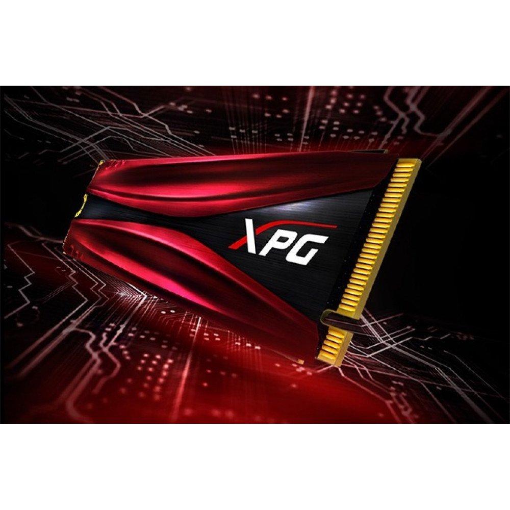 ADATA 480GB XPG GAMMIX S11 PCIe Gen3x4 M.2 2280 SSD