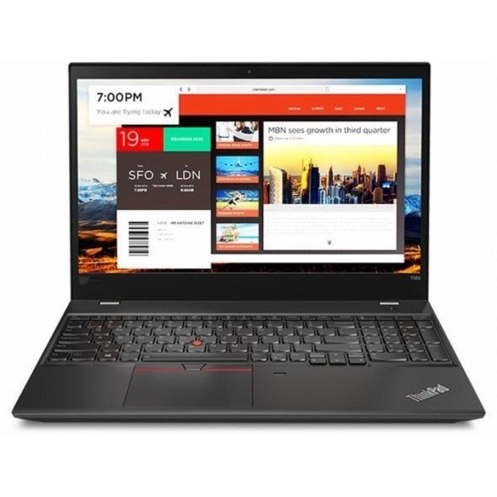 LENOVO ThinkPad T580 /20L90021BM/, Intel Core i5-8250U (1.6GHz up to 3.4GHz, 6MB), 8GB DDR4 2400MHz, 512GB SSD m.2 PCIe NVME, 15.6