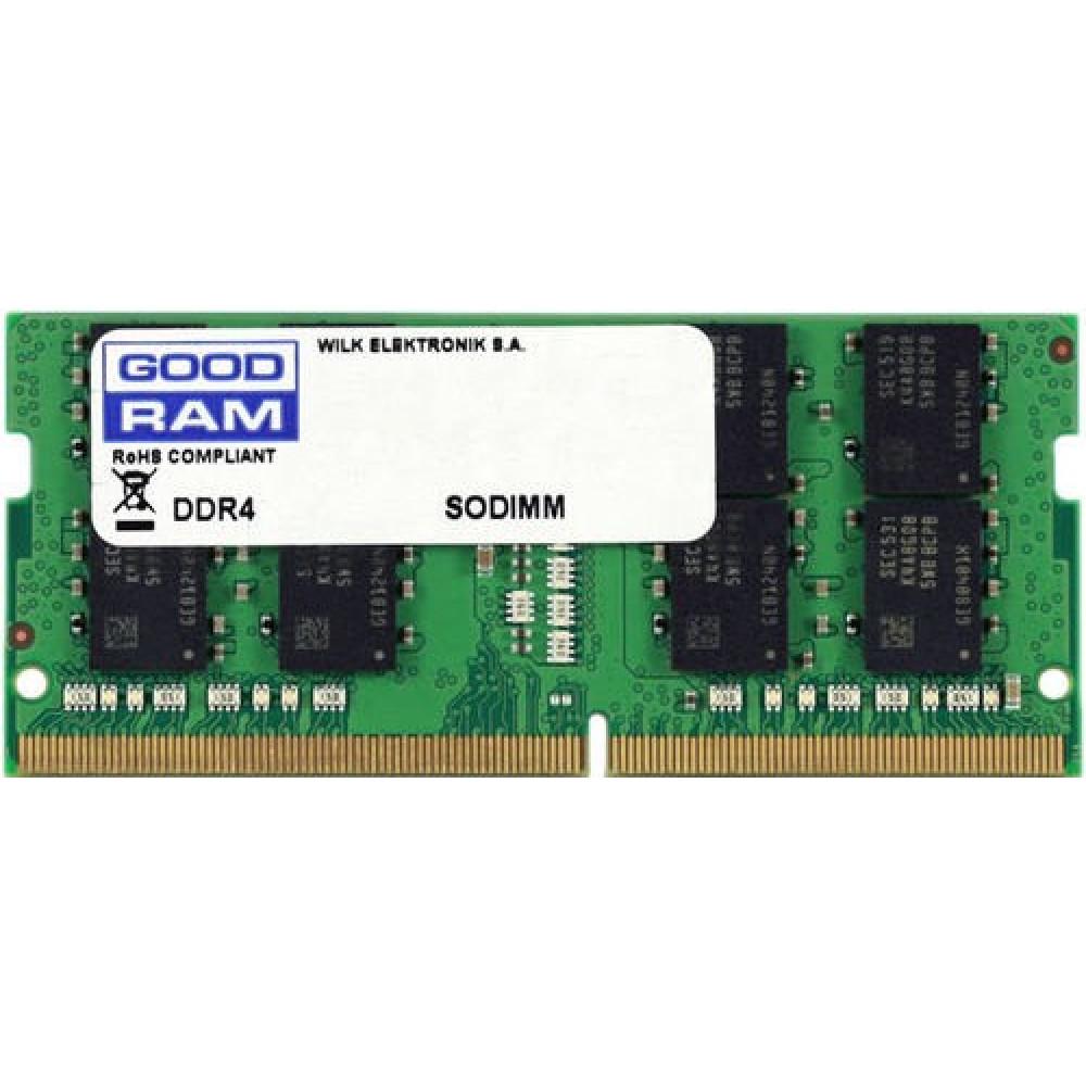 GOODRAM 8GB DDR4 2666 SODIMM, GR2666S464L19S/8G