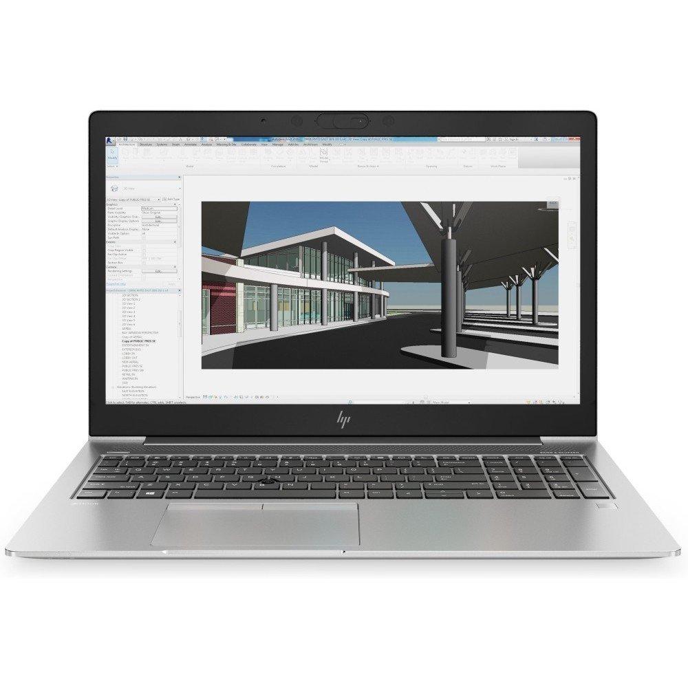HP ZBook 15U G5 /2ZC07EA_1JS06A4/, Core i7-8550U(1.8Ghz, up to 4GHhz/8MB/4C), 15.6