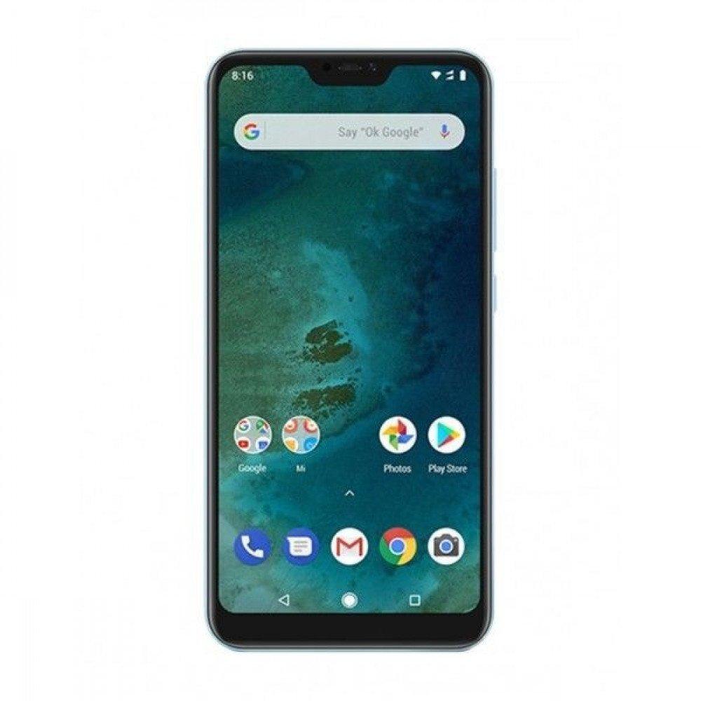 XIAOMI Smartphone Mi A2 Lite /MZB6409EU/, 4/64 GB Dual SIM 5.84