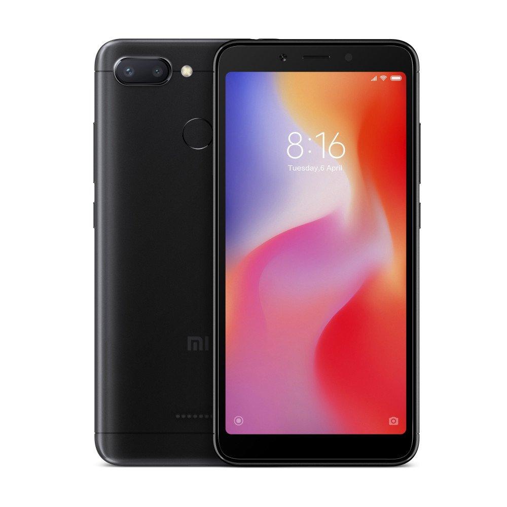 XIAOMI Smartphone Redmi 6 /MZB6700EU/, 3/32GB Dual SIM 5.45