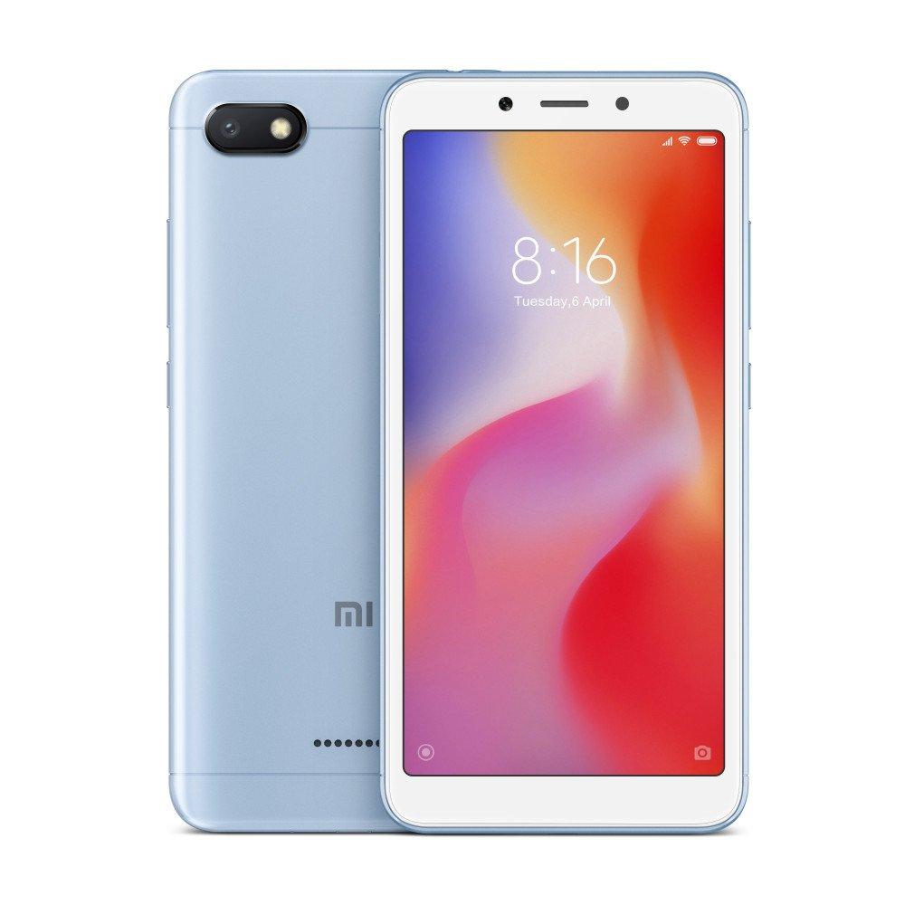 XIAOMI Smartphone Redmi 6 /MZB6341EU/, 3/32GB Dual SIM 5.45