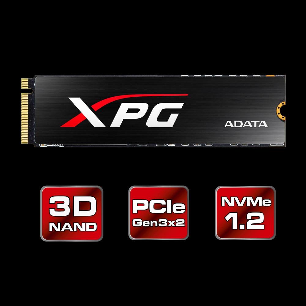 ADATA 1TB XPG SX6000 PCIe Gen3x2 M.2 2280 SSD