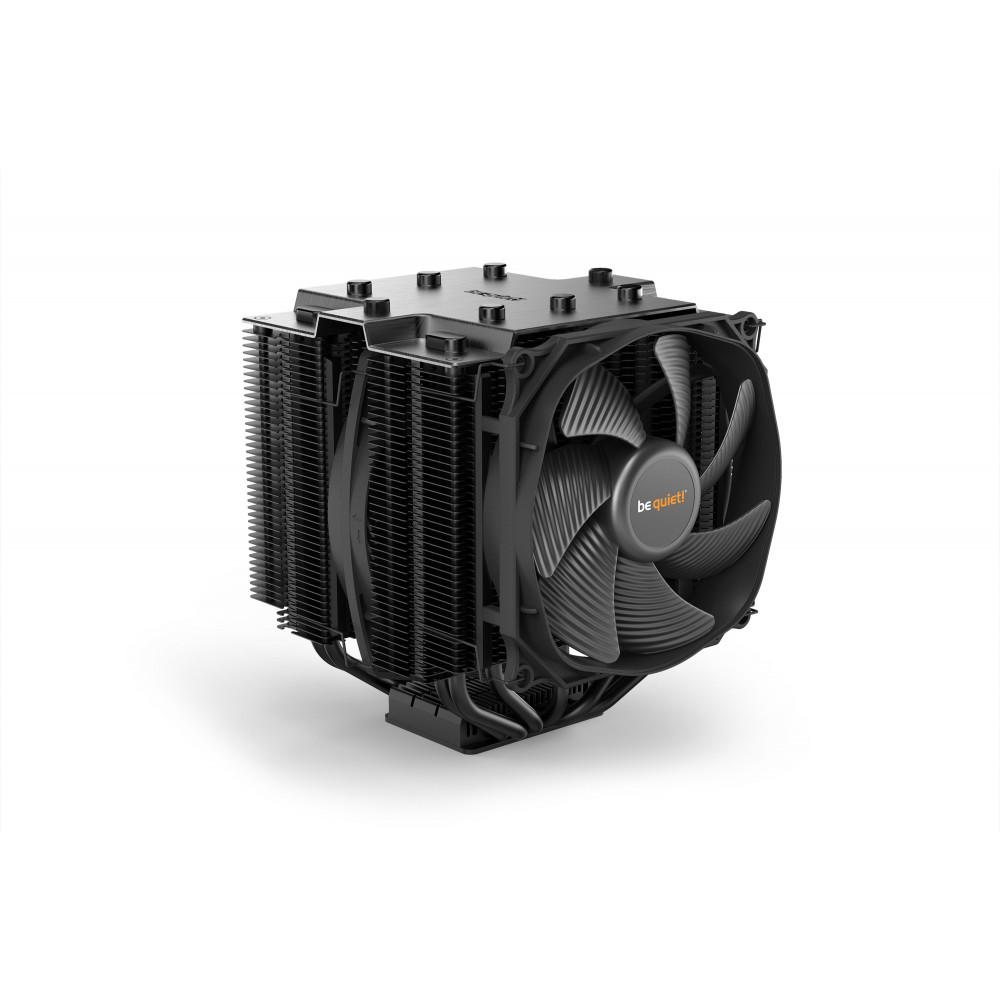 BE QUIET! Dark Rock PRO TR4, Socket compatibility AMD: TR4, 1x Silent Wings 3 120mm PWM, 1x Silent Wings 135mm PWM, TDP (W): 250, BK023