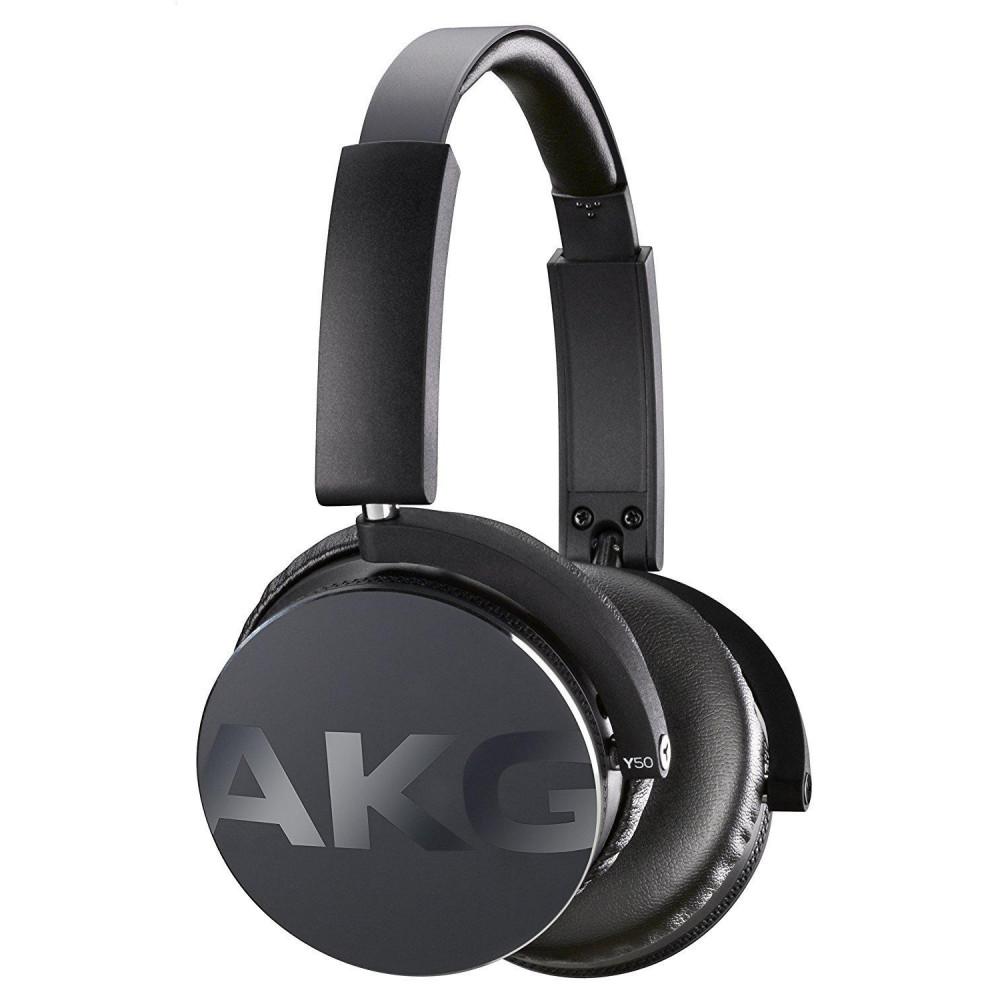 JBL Слушалки AKG Y50 Черен