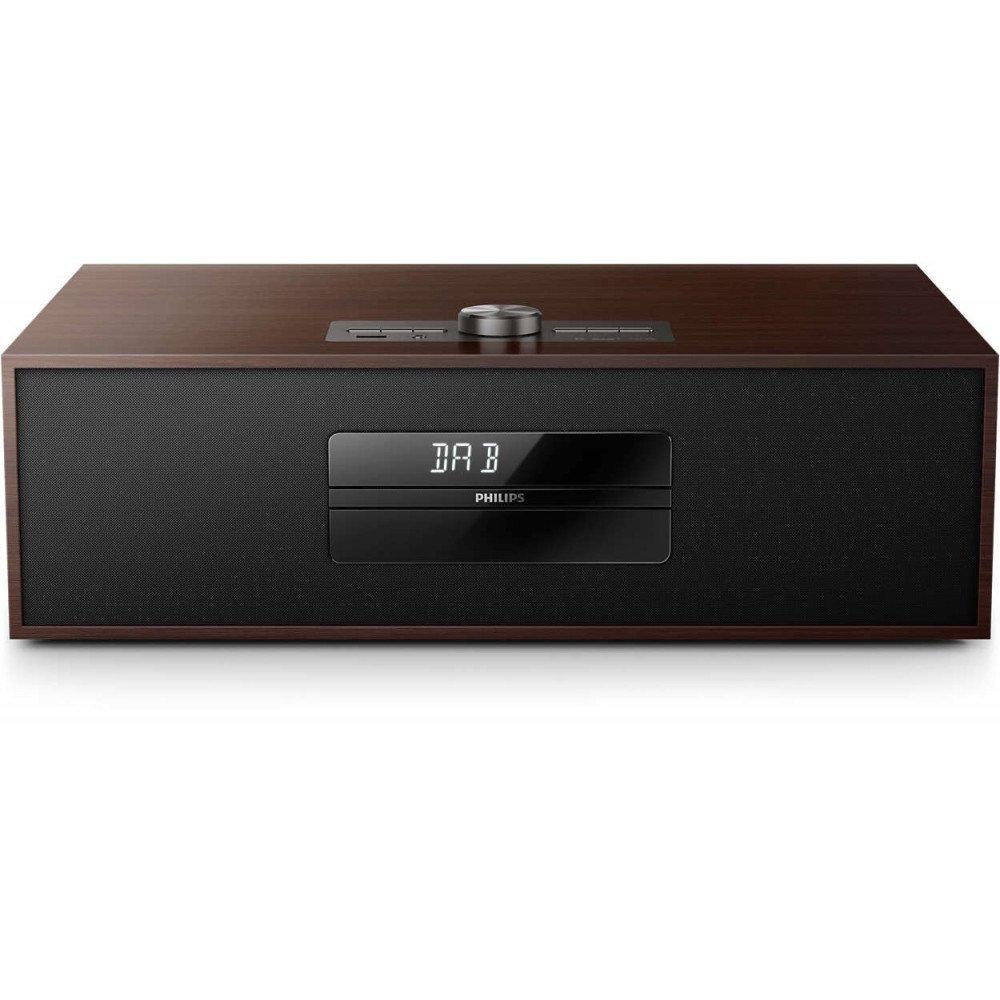 PHILIPS BTB4800, микро музикална система с BluetoothT /CD /MP3 / USB/ FM, 30 W RMS