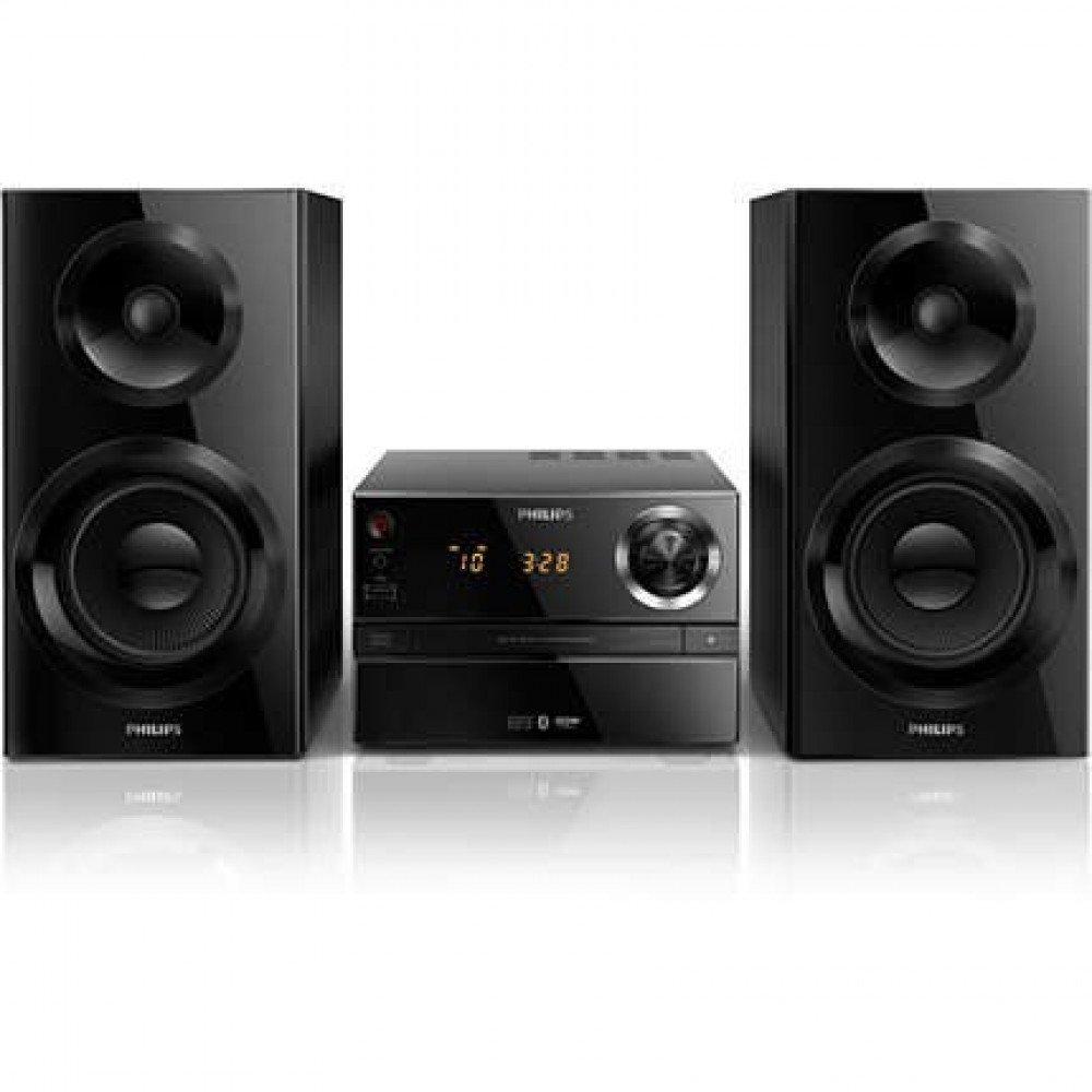 PHILIPS BTM2360, Микро музикална система, Bluetooth MP3-CD, CD, CD-R/RW, FM 70 W