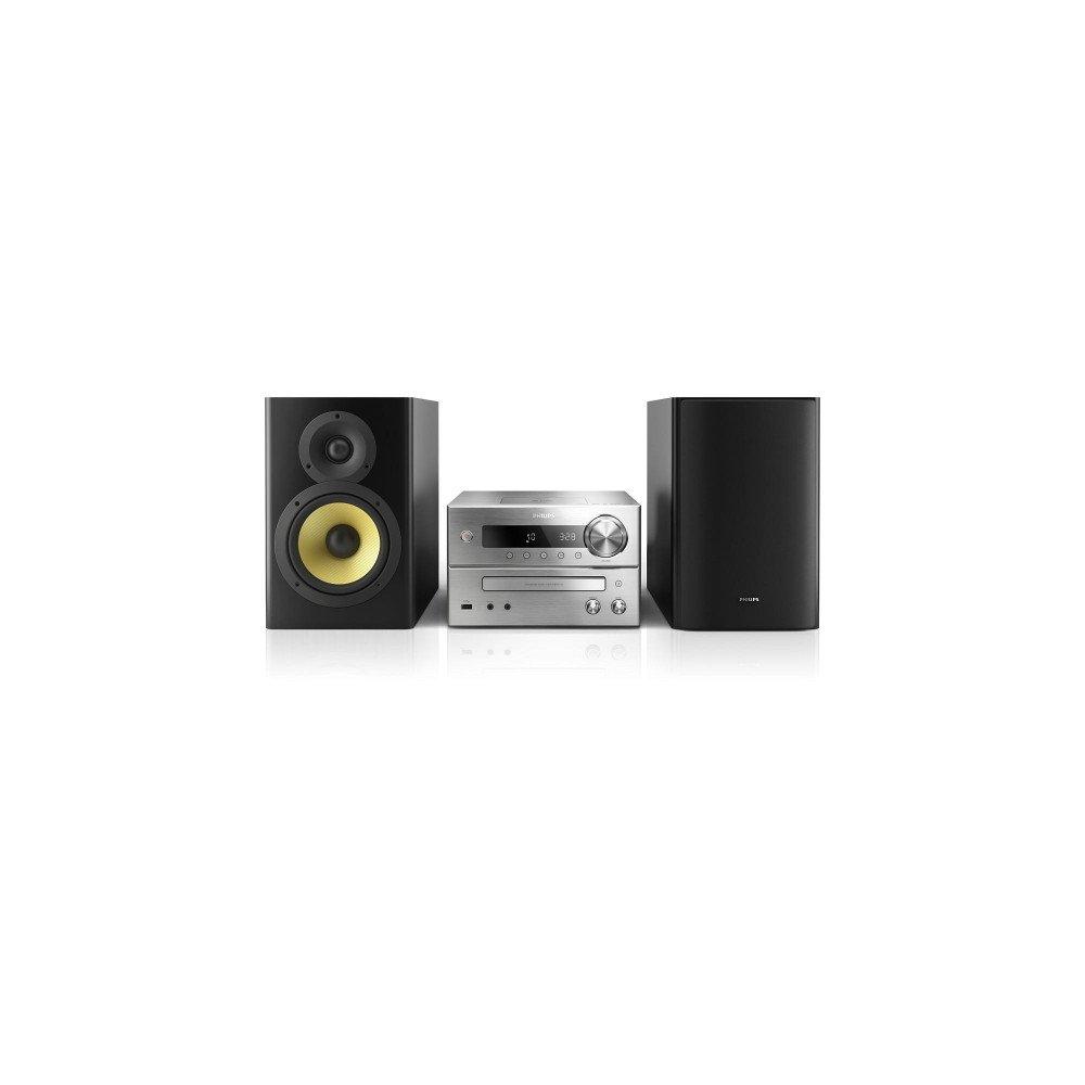 PHILIPS BTD7170, DVD микро музикална система с DVD, BluetoothR, HDMI,150W