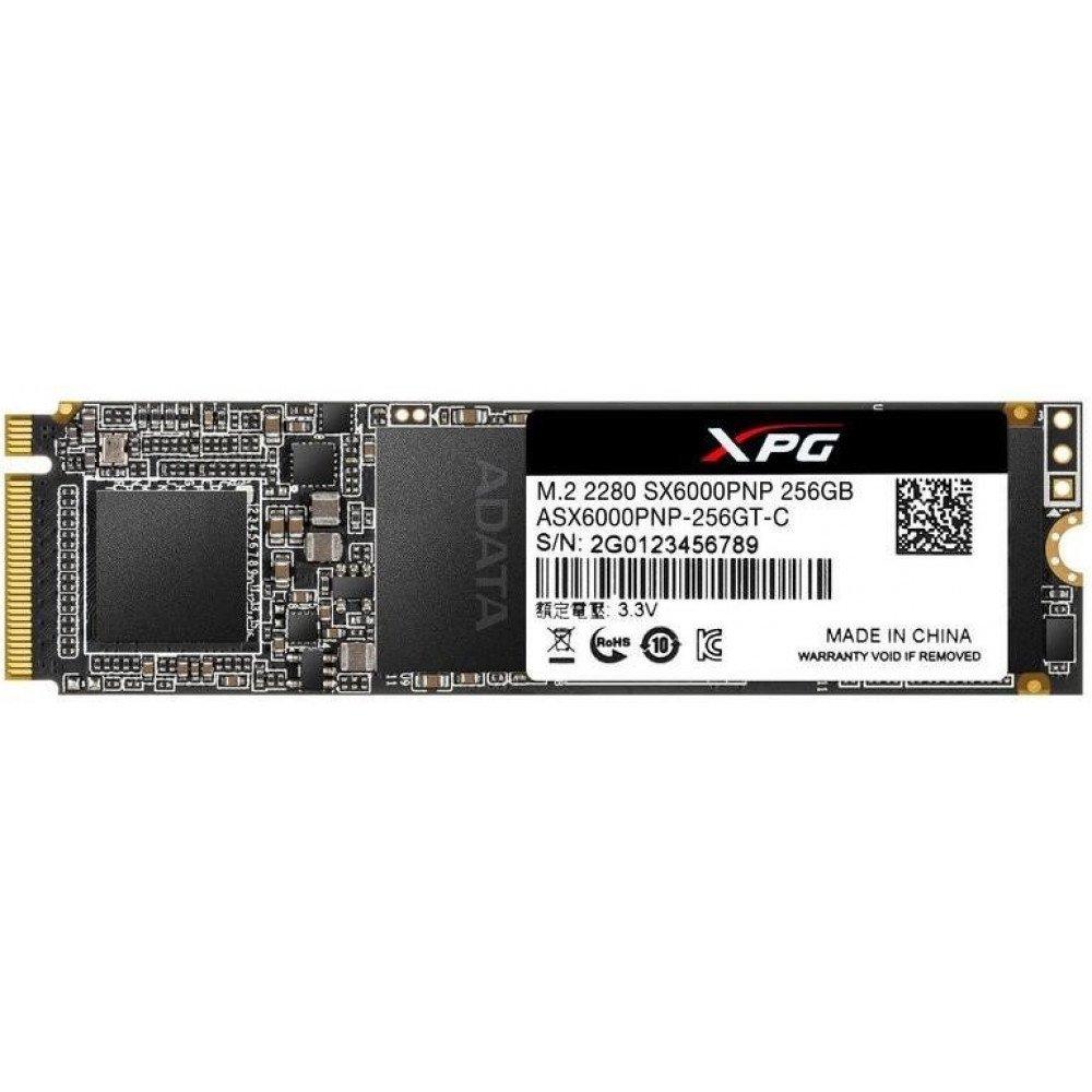 ADATA 256GB XPG SX6000 Pro PCIe Gen3x4 M.2 2280 SSD