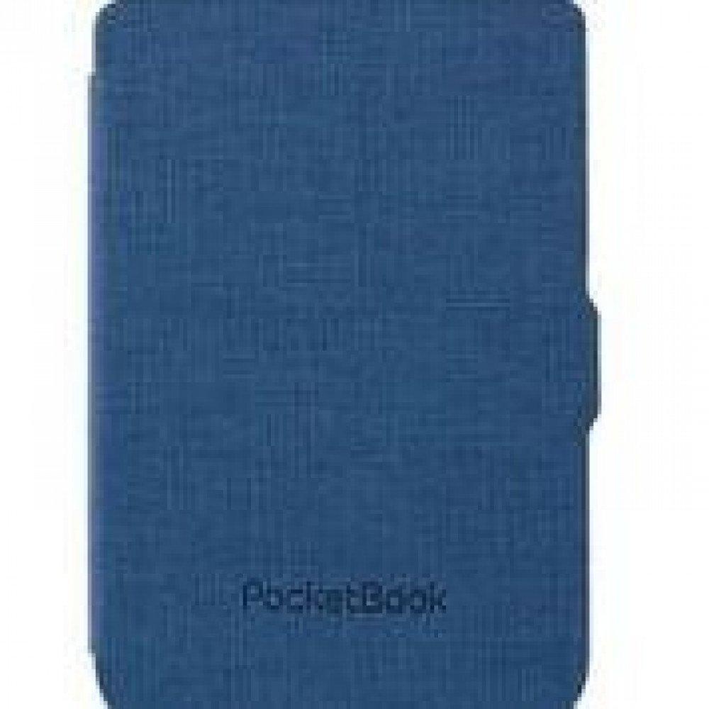 POCKETBOOK Калъф PocketBook Shell Cover Muffled, за eBook четец, 6 inch, Син