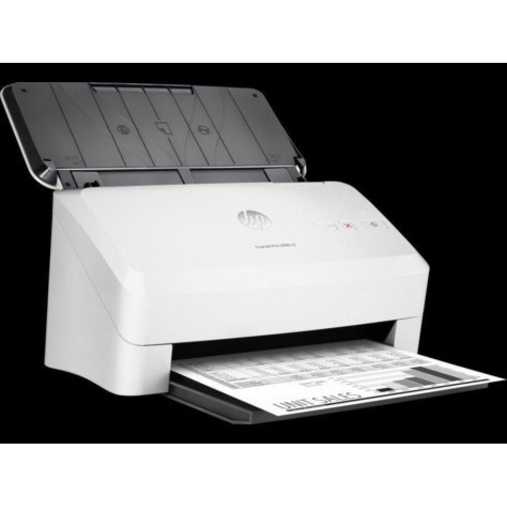 HP Скенер  ScanJet Pro 3000 s3 Sheet-feed+ З Години Безплатна Гаранция при регистрация