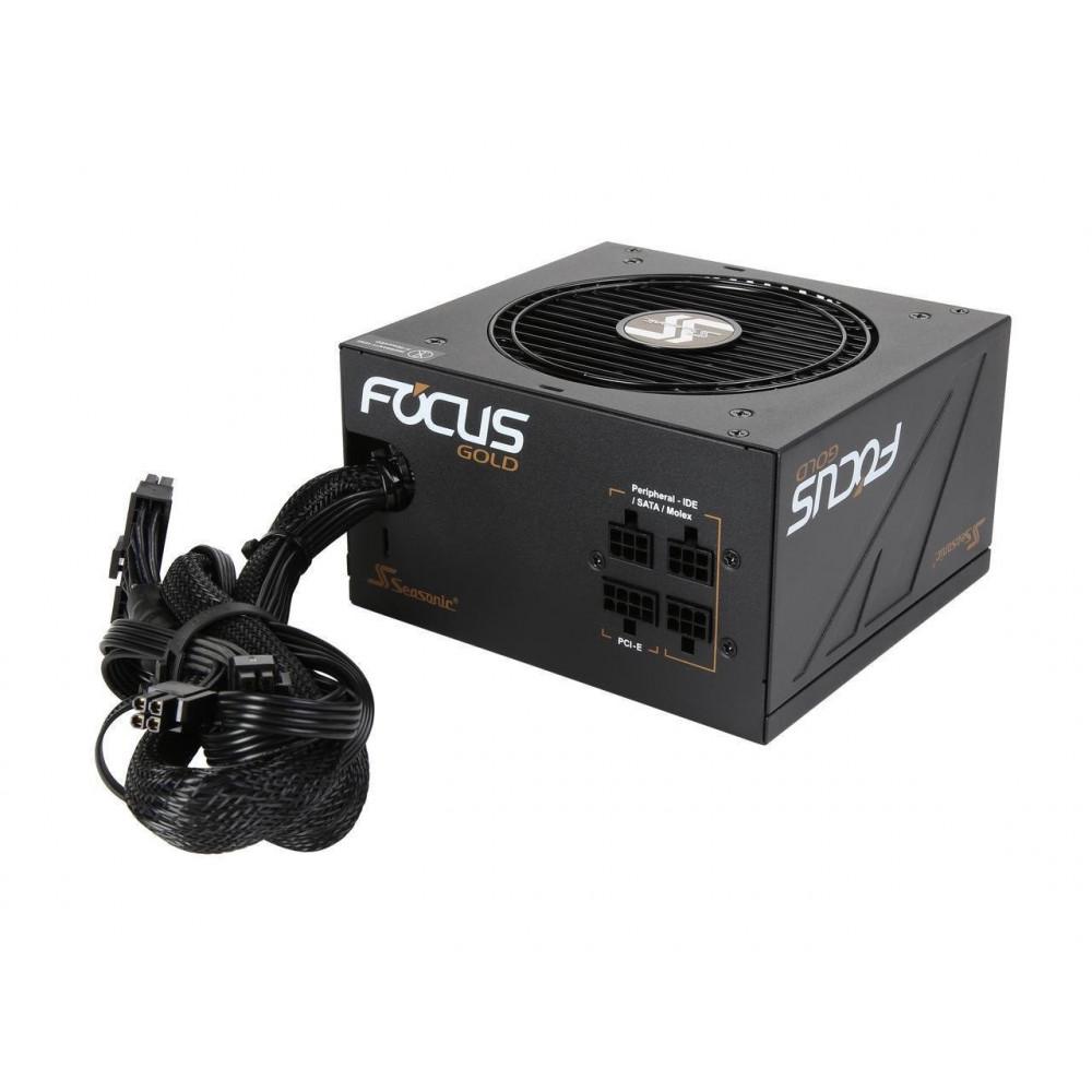 SEASONIC Захранване SSR-550FM FOCUS Gold, 550W