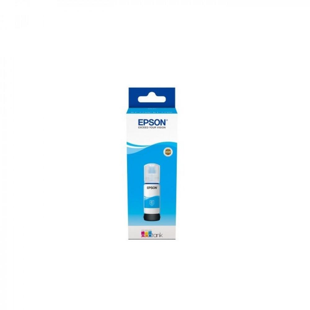EPSON Epson 103 EcoTank Cyan ink bottle, C13T00S24A