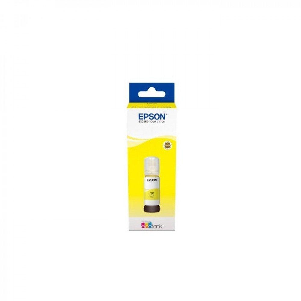 EPSON Epson 103 EcoTank Yellow ink bottle, C13T00S44A