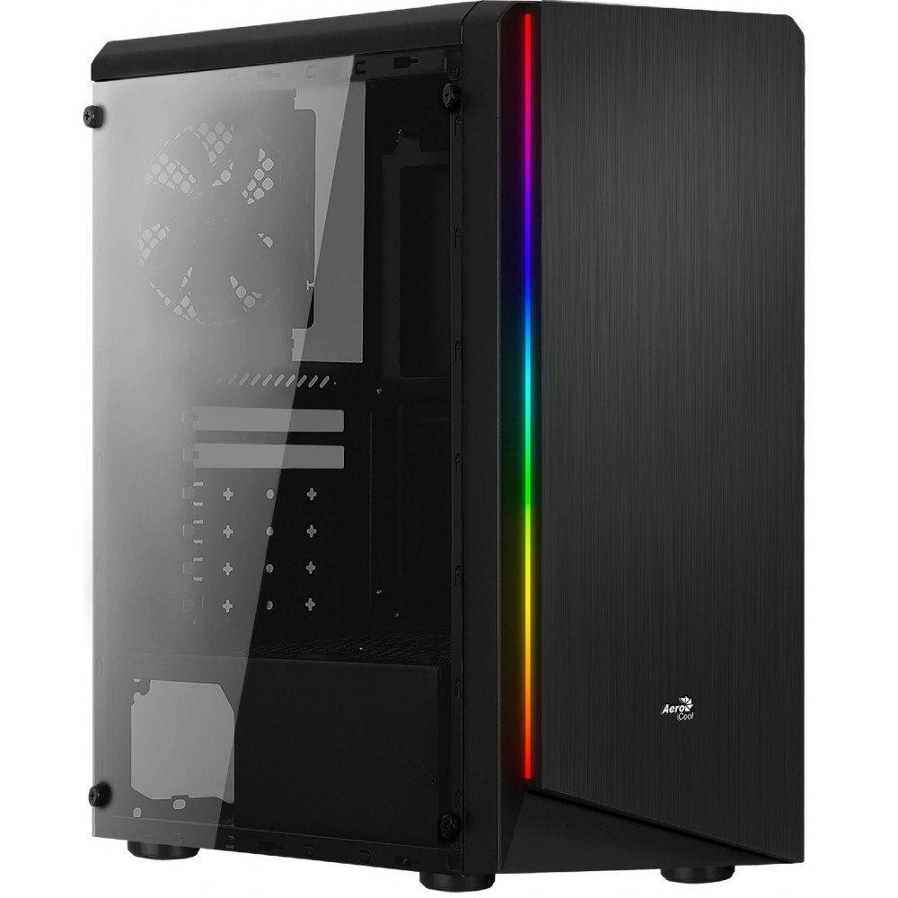 AEROCOOL Case ATX - RIFT - RGB - ACCM-PV13012.11