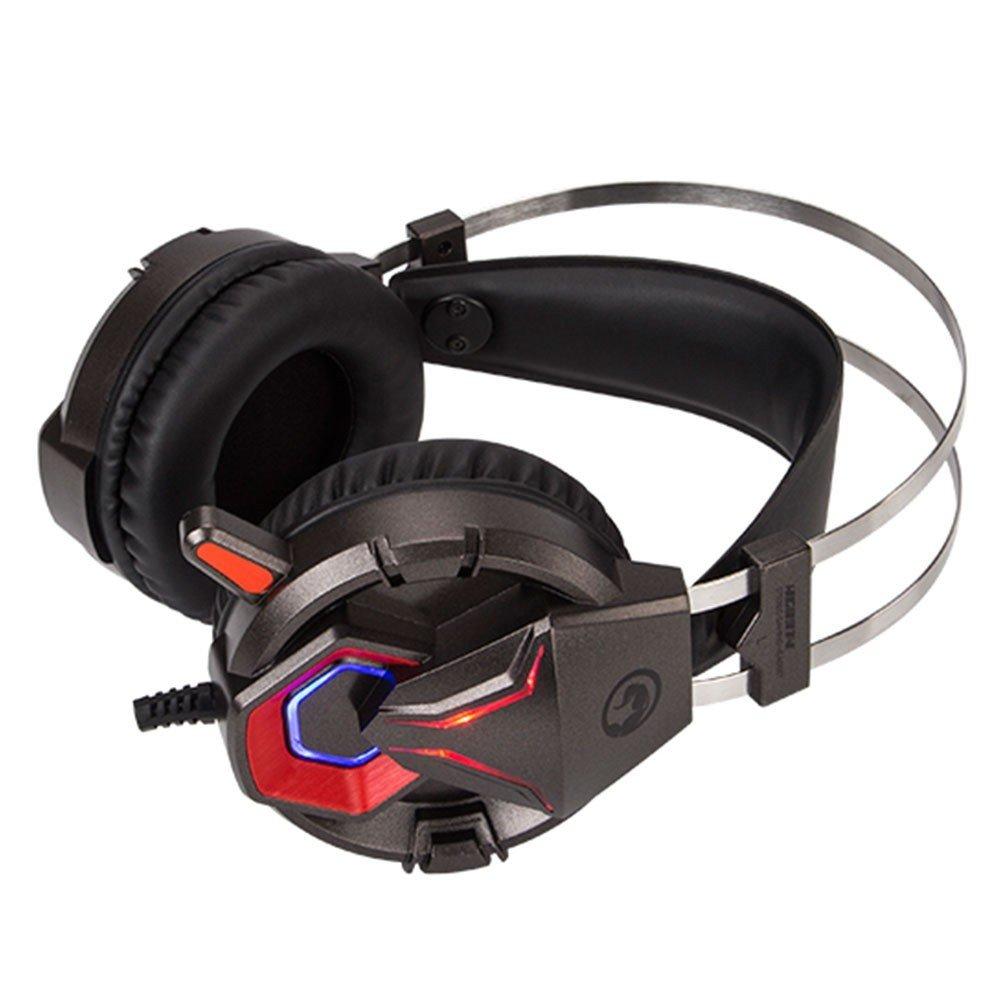 MARVO Геймърски слушалки Gaming Headphones HG8914 Backlight - PC/PS/XBOX 3.5mm jack - MARVO-HG8914