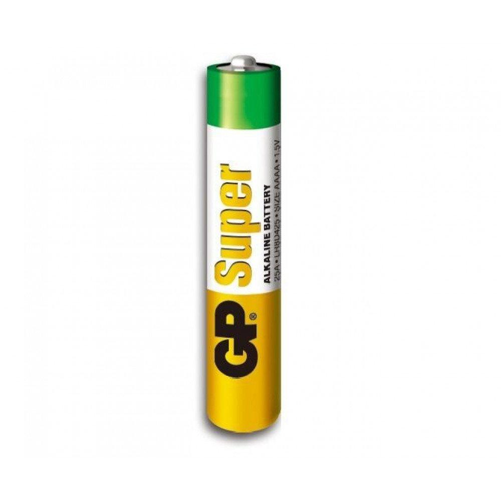 Алкална батерия GP 1.5V AAAA LR61- 2бр. в опаковка GP