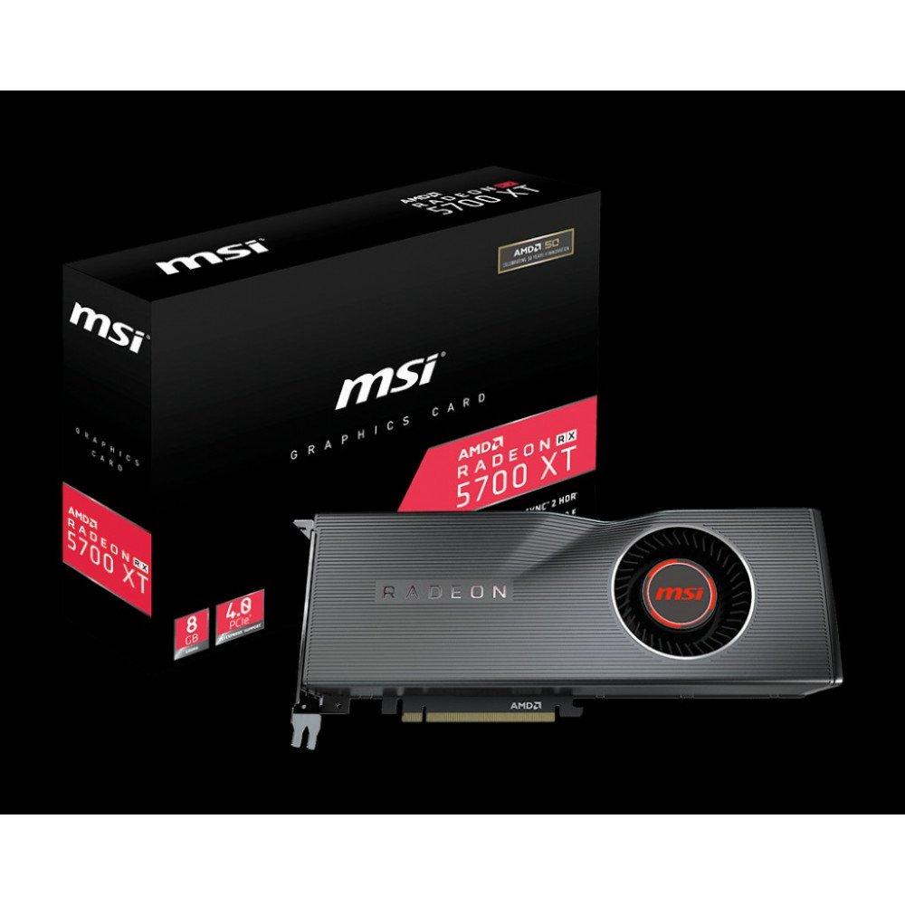 MSI 8192M RX 5700 XT PCI-E 4.0