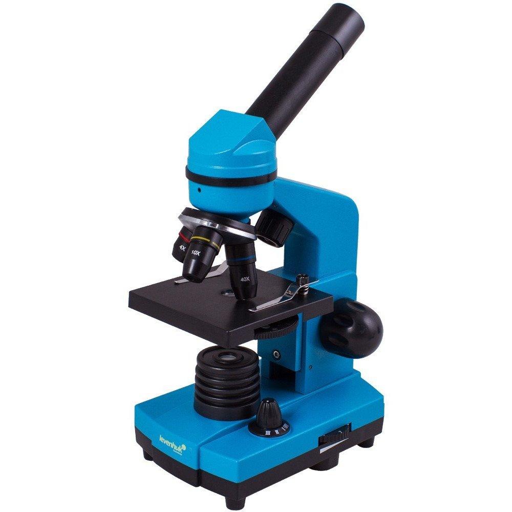 LEVENHUK Микроскоп  Rainbow 2L Azure (Лазур)