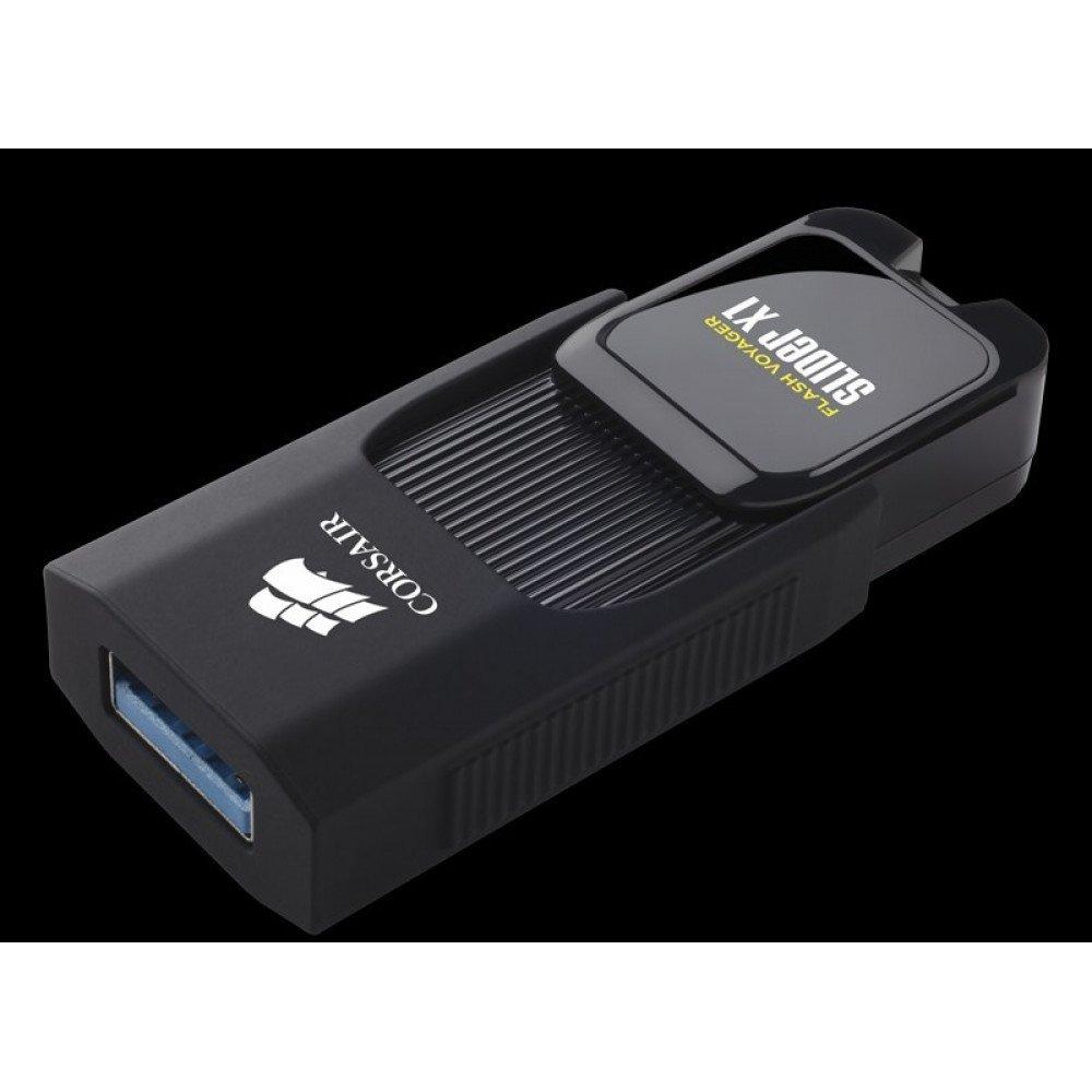 CORSAIR 64GB Voyager Slider X1 USB 3.0