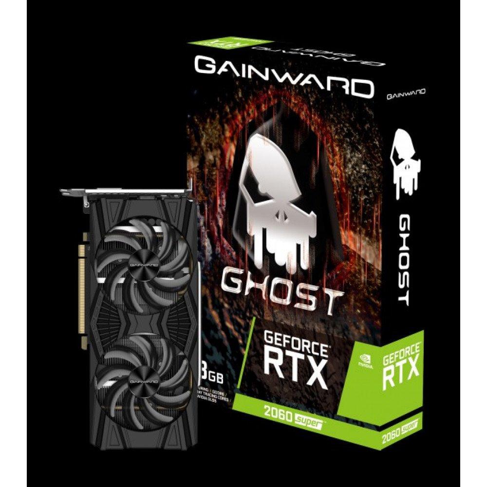 GAINWARD 8192M RTX2060 SUPER GHOST 8G