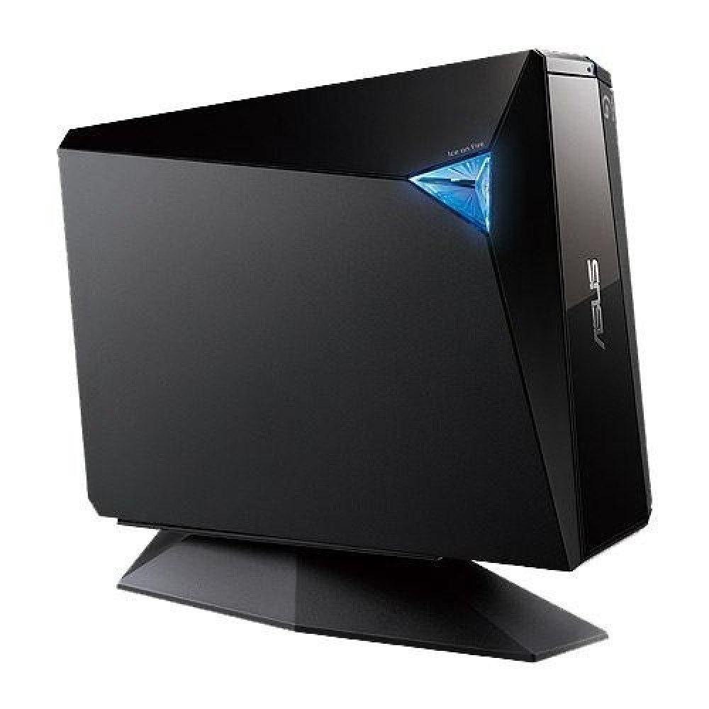 ASUS Външно USB DVD записващо устройство  SDRW-08D2S-U LITE, USB 2.0, бяло