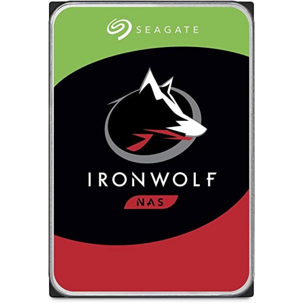 SEAGATE IronWolf NAS 2TB 64MB 5900 rpm  SATA 6.0Gb/s