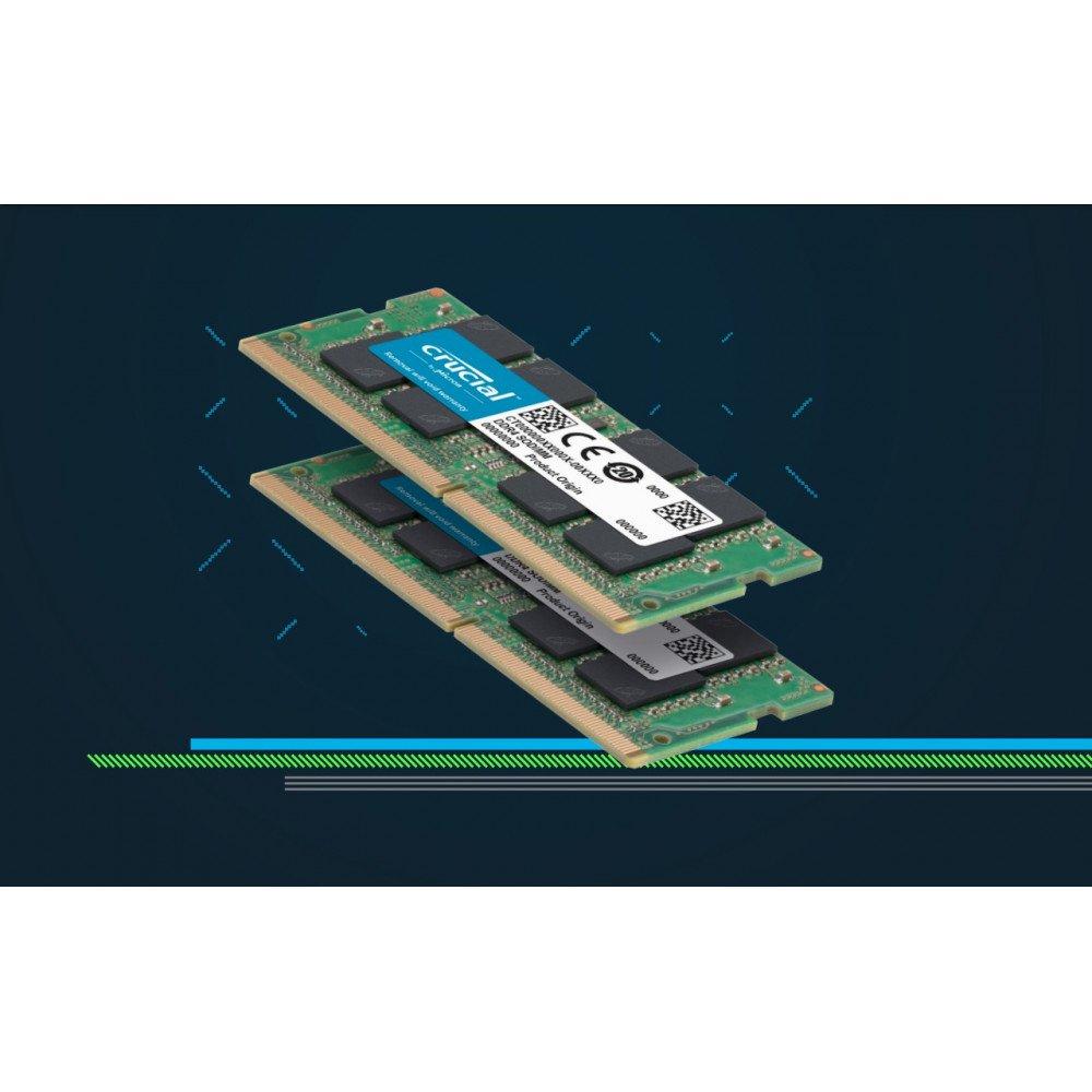 CRUCIAL 8GB DDR4 2666MHz SODIMM