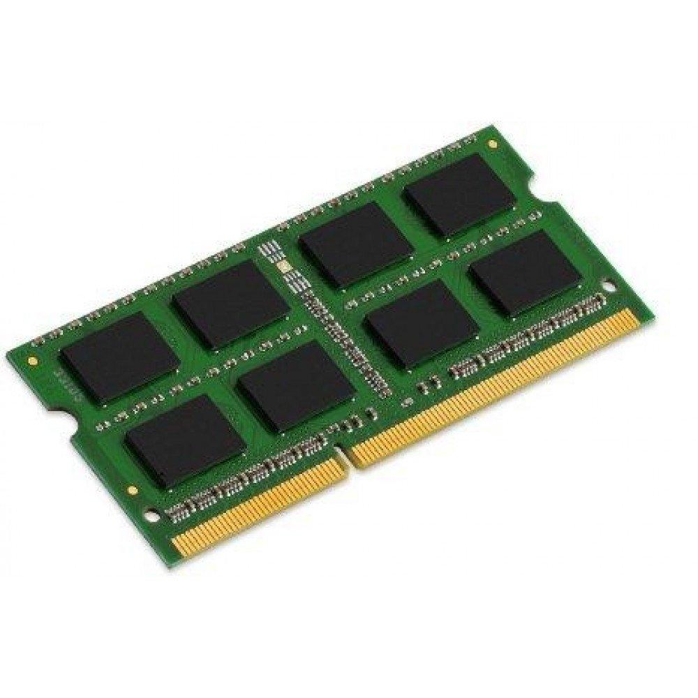 KINGSTON 2GB SODIMM DDR3L 1Rx16 256M x 64-Bit PC3L-10600 1333MHz CL9 KVR13LS9S6/2