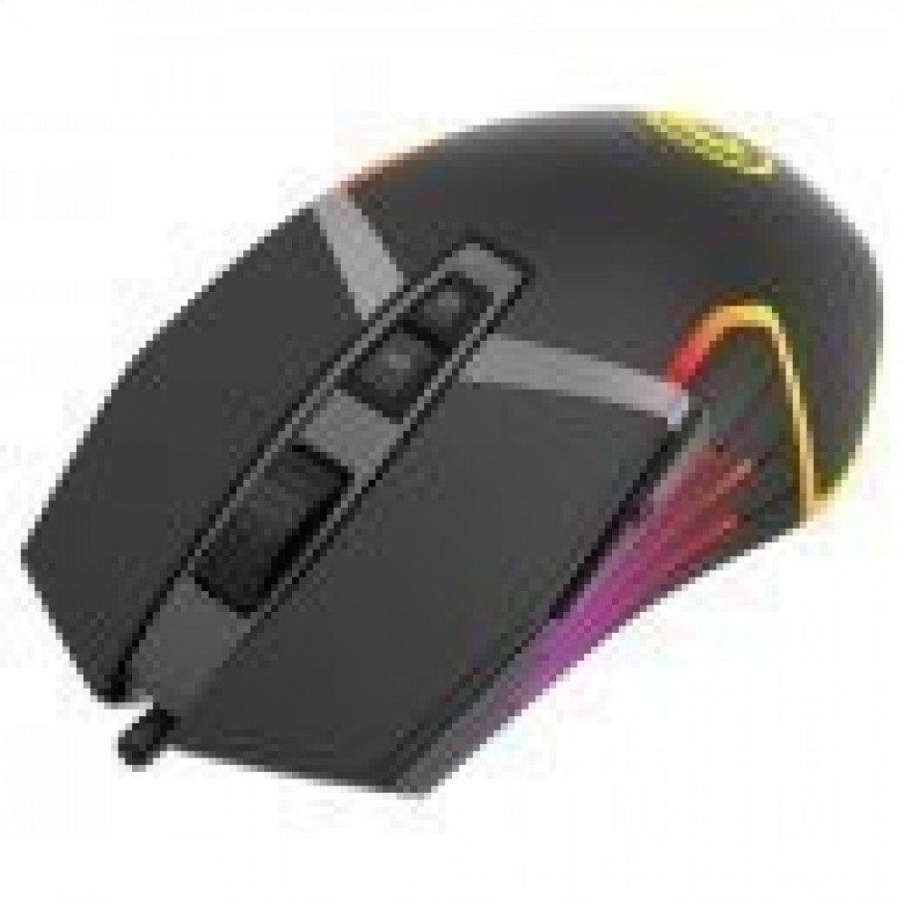 MARVO Геймърска мишка Gaming Mouse G941- 6200dpi, 1000Hz, Programmable, RGB - MARVO-G941